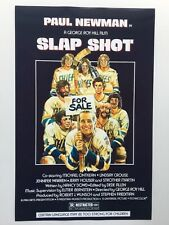 Slap Shot 11x17 Movie Poster (1977)