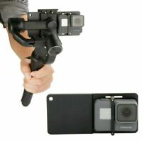 Camera Adapter Mount Plate Holder Accessories For Zhiyun Feiyu gopro3/3+/4/5 6 7