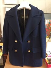 Vintage Loden Frey Peacoat - Made in Austria