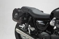 SW-Motech Legend Gear panniers set saddle bags Triumph Street Twin