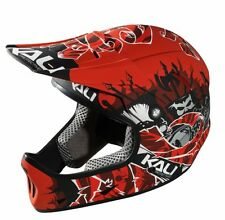 Carbon Composite Downhill ATB Helmet Kali Avatar XL