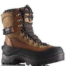 Mens Sorel Conquest Thermal Warm Walking Hiking Rain Mid Calf Boots All Sizes