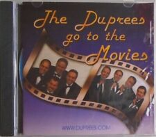 THE DUPREES - CD - Go To The Movies - BRAND NEW
