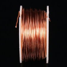10m Magnet Wire 0.5mm Enameled Copper Model Motor Electromagnet Making For