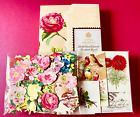 Anna Griffin Pocket Embellishment DieCuts 30 Pcs Total - Flowers & Layers! WOW!