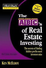 Rich Dad's Advisors�: The ABC's of Real Estate Investing: The Secrets of Finding