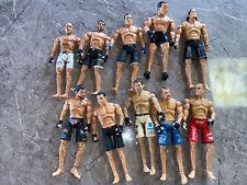 Jakks UFC Action Figure Lot