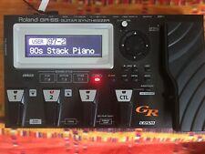 Roland Gr-55 GK MIDI guitar bass synth synthesizer multi effects processor