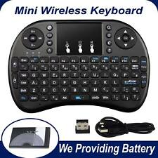 Wireless 2.4 g Mini Fly Air Teclado Mouse Touchpad Para Laptop Pc Tv Box Xbox 360