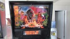Congo Pinball Arcade Machine Williams. LED Bulbs Kit Installed. Free Shipping