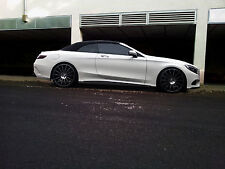 Stylus Alufelgen 9+10x 22 Zoll Mercedes S Klasse Cabrio Limousine + MHE + 63 AMG