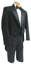 Boys Size 14 Oscar de la Renta Tuxedo Tailcoat Mardi Gras Long Tails Costume