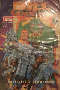 Bill The Galactic Hero by Topps  No.1 of 3 Comic Book