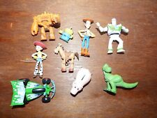 Toy Story figure playset bundle Chunk RC Ham Rex Jessie Buzz Woody bundle joblot
