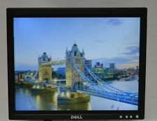 """Dell 17"""" LCD MONITOR 1280 x 1024 VGA 5:4 GRADE B 24H DELIVERY - MISSING STAND"""
