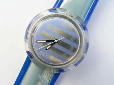 1999 Pop swatch watch  Ghiaccio PMM104