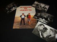 LE DESTIN DE JULIETTE Richard Bohringer dossier presse cinema  + photos