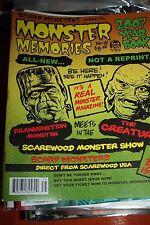 Monster Memories Magazine No 15 - 2007 Yearbook - NEW CONDITION!!