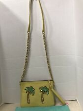 Tea & Tequila palm Tree chain Bag