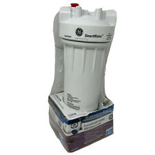 General Electric GXWH04F Standard Flow Whole House Filtration System White