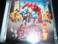 Escape From Planet Earth Original Motion Picture Soundtrack CD – New