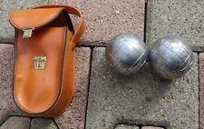 Doublette pétanque MC D4P 690 avec sacoche 74mm
