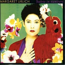 Safety In Numbers by Margaret Urlich (CD, 1989, CBS)