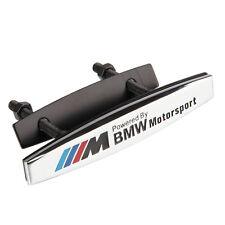 Quality Car Zinc Alloy Grille Grilles Badge Emblems For chrome M Power sports