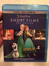 Walt Disney Animation Studios Short Films Collection (Blu-ray/DVD) No HD Copy