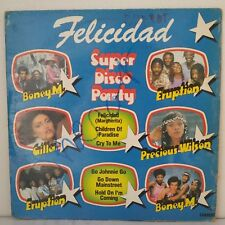 """Various–Super Disco Party Vol. 4 (Vinyl 12"""" LP Compilation)"""