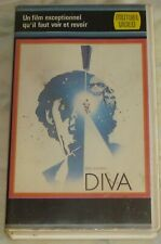 DIVA (vhs,french,clamshell case) working condition