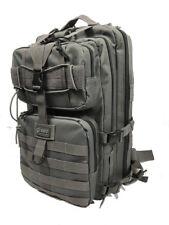 DDT Death Dealer Tactical Gunmetal Gray Venom 48 Hour Assault Pack Backpack Grey