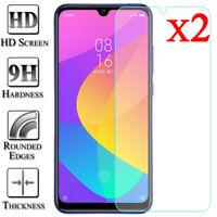 2Pcs 9H Premium Tempered Glass Film Screen Protector For XiaoMi Mi A1 A2 A3 Lite