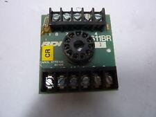 RDI 611BR Relay Socket 11 Pin Octal Base ! WOW !