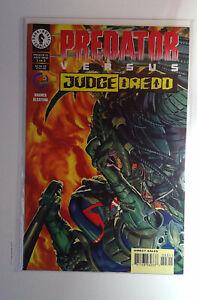 Predator Versus Judge Dredd #3 Dark Horse Comics (1997) VF/NM 1st Print Comic