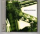 (HJ922) DJ Q, Face The Music - 1997 CD