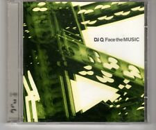(HJ922) DJ Q, Face The Music - 1997 CD