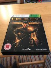 Deus Ex Human Revolution Limited Augmented Edition Xbox 360 UK PAL