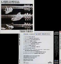 LARRY CORYELL - JOHN SCOFIELD - JOE BECK  tributaries / BVCJ-5012, JAPAN