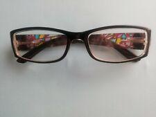Women's New Reading Light Plastic Glasses + 1.5
