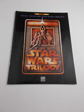 * Star Wars Songbook-Trilogy-Trumpet - Alfred Music Company Unused