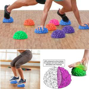 Massager Spiky Massage Ball PVC Foot Trigger Point Stress Relief Yoga Massager