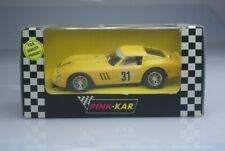 Pink-Kar Ferrari 250 Gto Lemon Yellow Ref Nr Cv-010