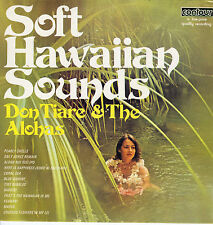 LP So Hawaiian Sounds - Don Tiare & The Alohas - Aloha Nui Kuu Ipo, Coral Sea