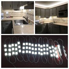 10ft 60leds white Closet Kitchen Under Cabinet Counter LED light +remote+power