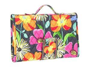 Vera Bradley Baby Changing Travel Pad Clutch Jazzy Bloom NWT