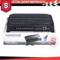 Kenwood KAC-PS404 Performance Series 4/3/2 Channel 550W Car Audio Amplifier