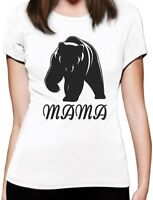 Mama Bear - Mother's Day Gift for Mom Women T-Shirt Mommy