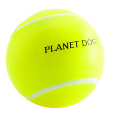 "Orbee Tuff TENNIS BALL Dog Toy 2.5"" MADE IN USA"