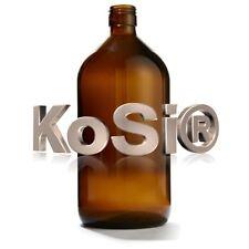 2 x 1000 ml 10 ppm KoSi ®  Kolloidales Silber  Silberwasser Premiumqualität %%